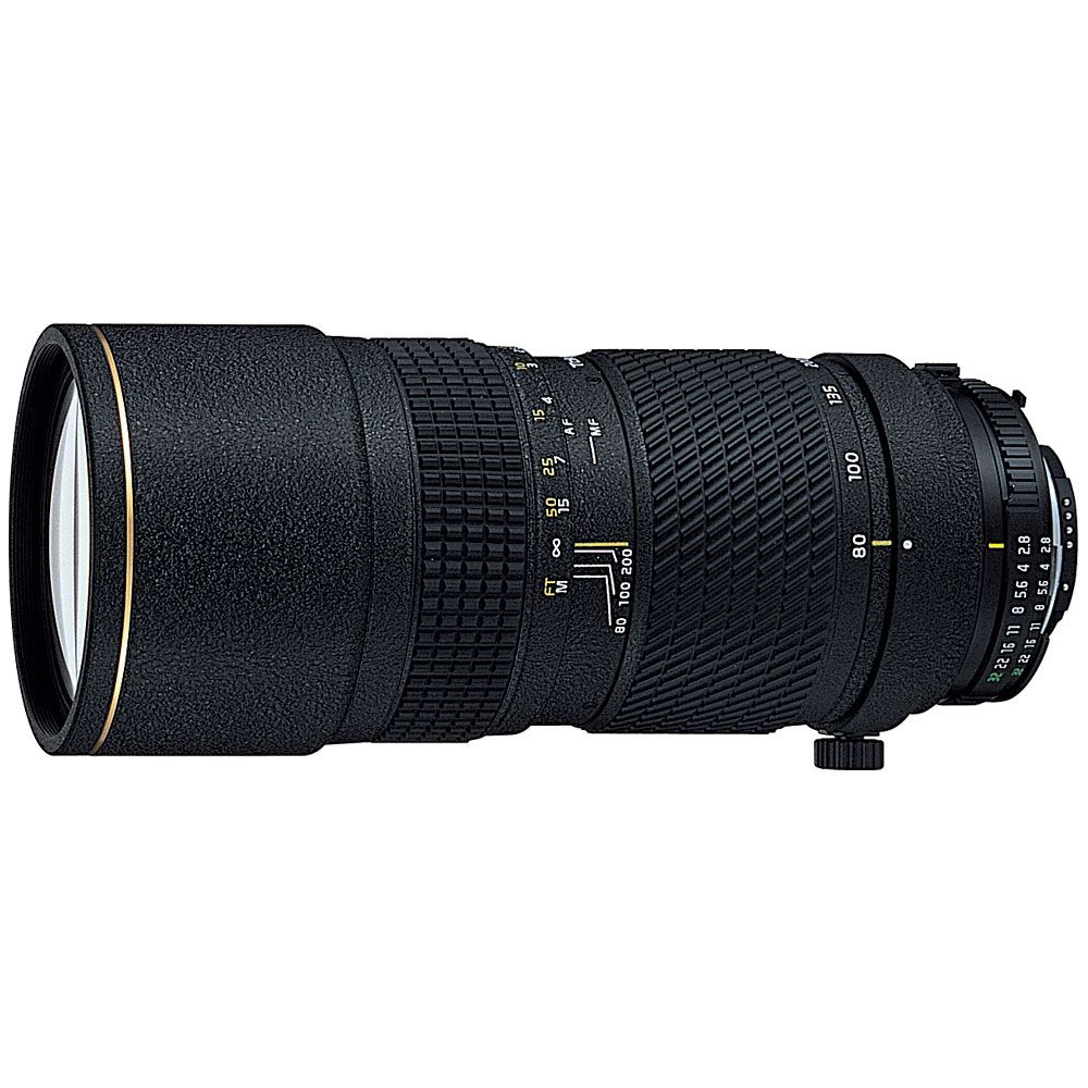 tokina 80 200mm f2 8 at x pro af a mount lens info. Black Bedroom Furniture Sets. Home Design Ideas