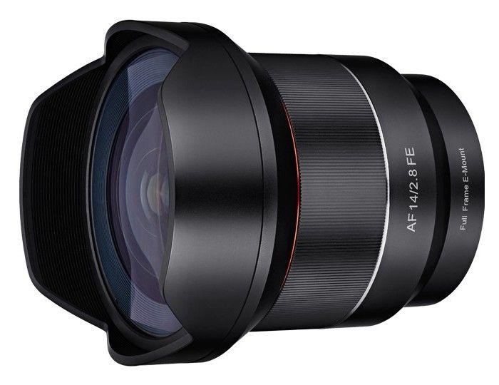 Samyang 14mm F2 8 Af Fe E Mount Lens Info