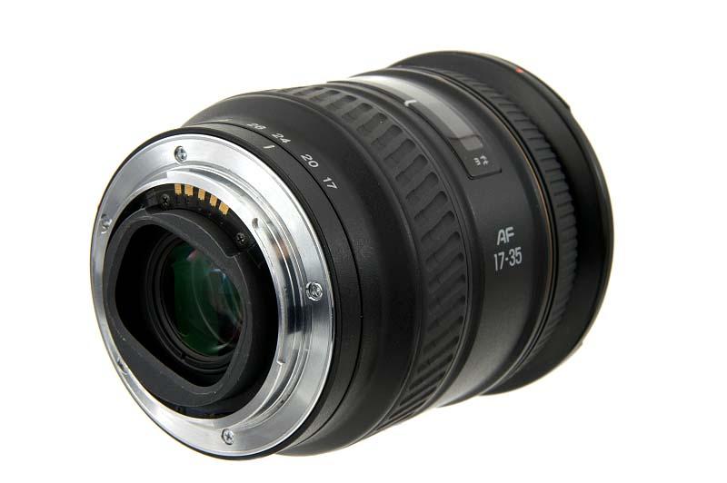 Minolta Af 17 35mm F3 5 G A Mount Lens Info
