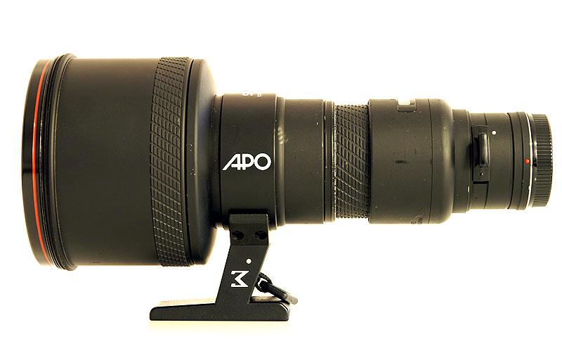 sigma 500mm f4 5 apo a