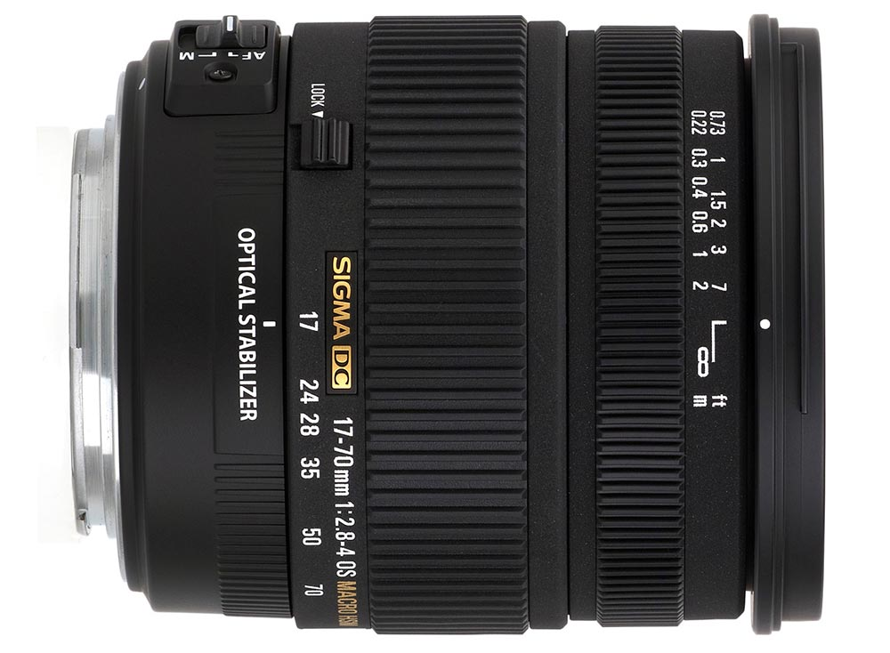 sigma 17 70mm f2 8 4 dc macro hsm a mount lens info. Black Bedroom Furniture Sets. Home Design Ideas