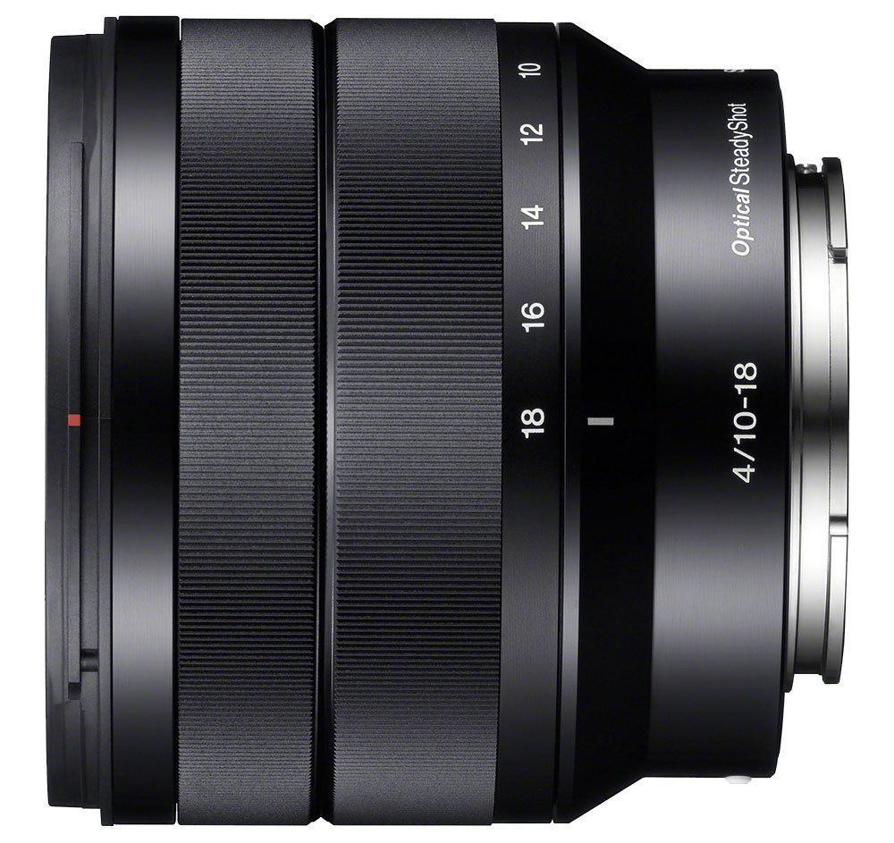 sony 10 18mm f4 oss e mount lens info. Black Bedroom Furniture Sets. Home Design Ideas