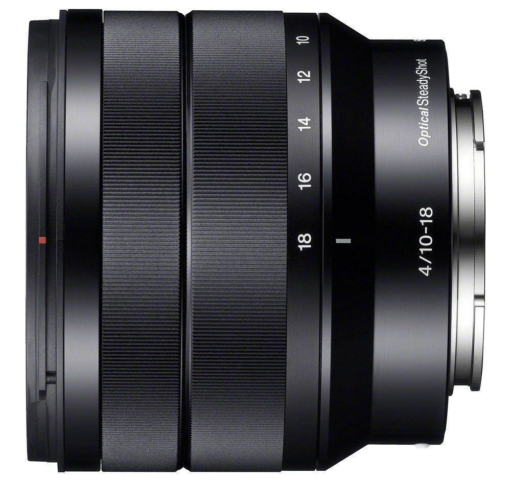 Sony 10 18mm F4 Oss E Mount Lens Info