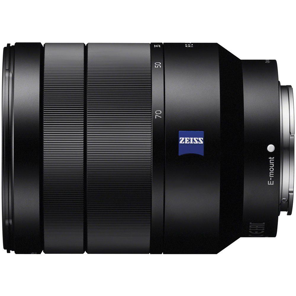 Sony Carl Zeiss Fe 24 70mm F4 Za Oss Vario Tessar T E