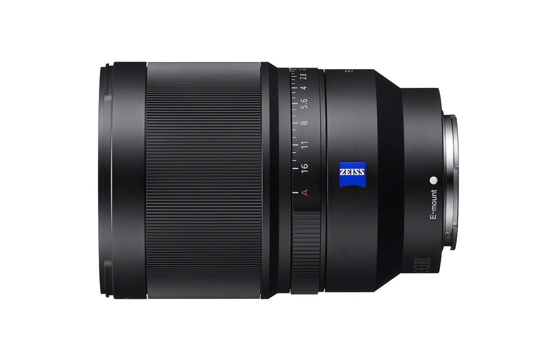 Sony Carl Zeiss 35mm F1 4 ZA FE Distagon T* E-mount lens info