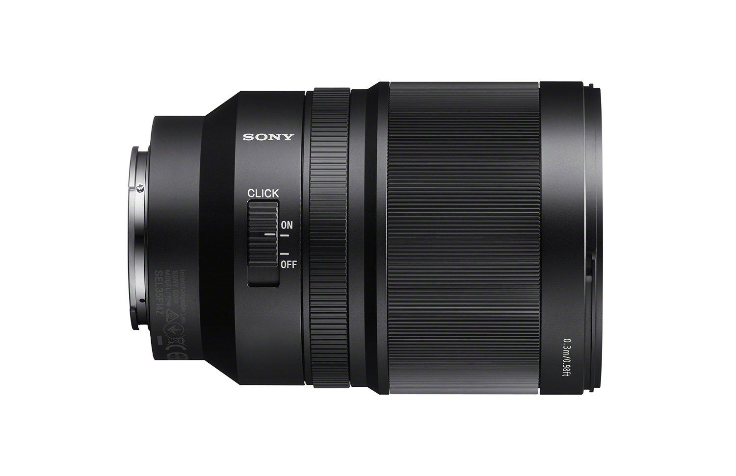 Sony Carl Zeiss 35mm F1 4 Za Fe Distagon T E Mount Lens Info