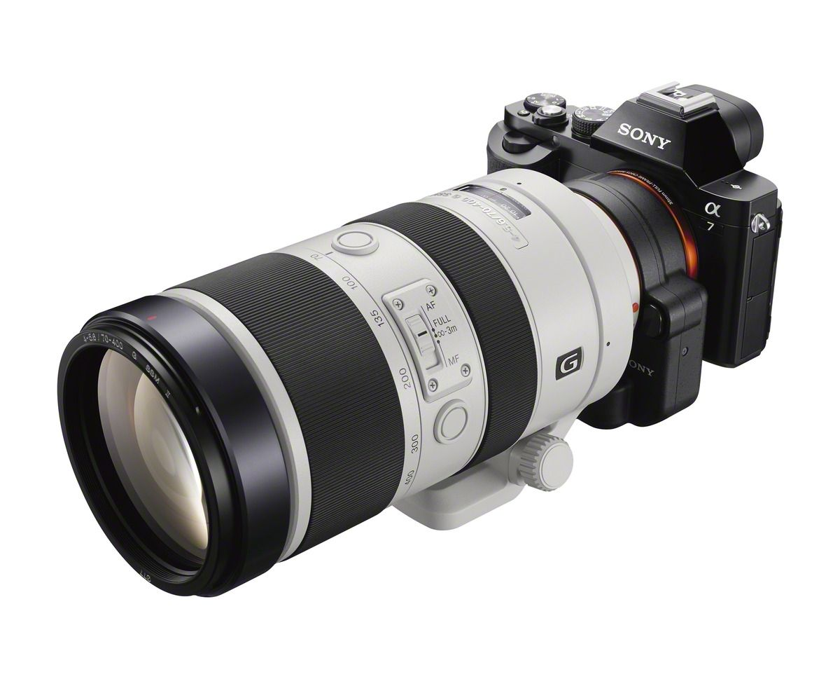 Sony A7 Ilce 7 Detail Page
