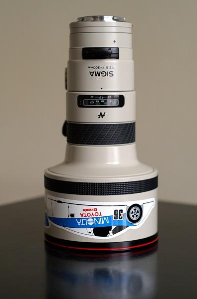 Sigma 300mm F2 8 Apo A Mount Lens Info