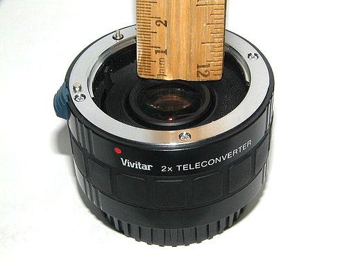 Minolta Teleconverter